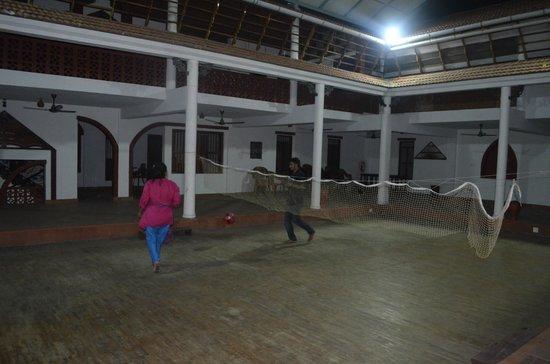 Shravanam Greens : Playing court