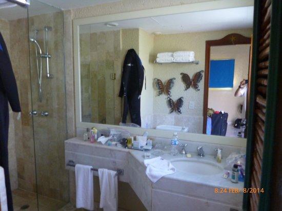 Iberostar Cozumel : Bathroom