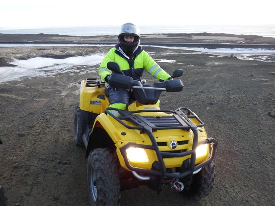 4X4 Adventures Iceland: Quad Bike