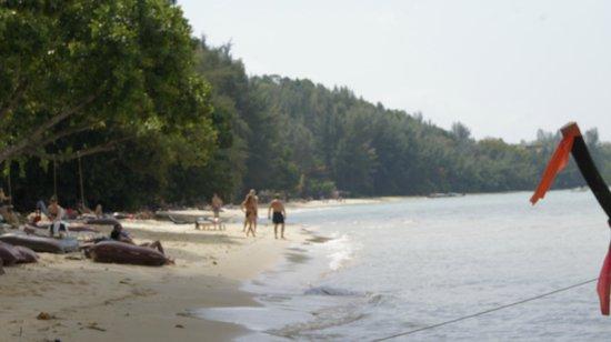 Anyavee Tubkaek Beach Resort : Plaża