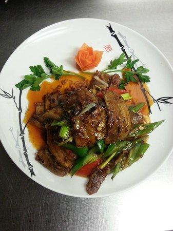 Mui Gong: Sichuan Pork