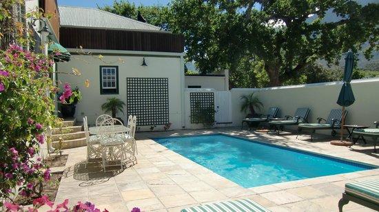 Residence Klein Oliphants Hoek: Pool
