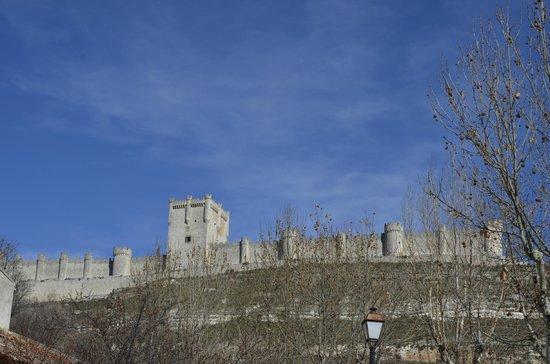 Castillo de Peñafiel: Vistas desde Peñafiel