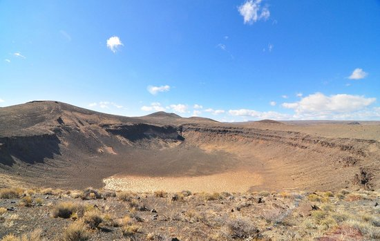 Tonopah, NV: Lunar Crater National Natural Landmark