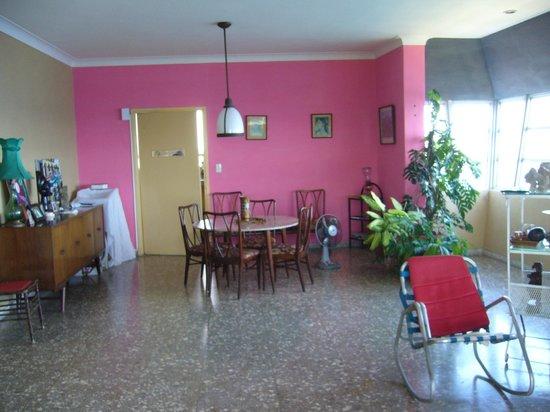 Casa Harry & Lisvet: Dining room