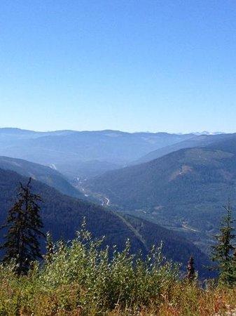 Bone Creek Wilderness Retreat : From the trail