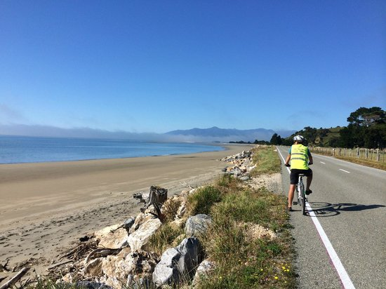 Molesworth High Country Tours: Road to Collingwood