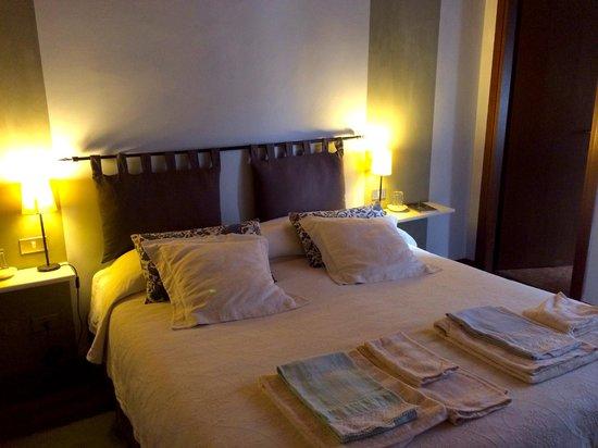 Sanzenetto e Santanastasia: Camera da letto