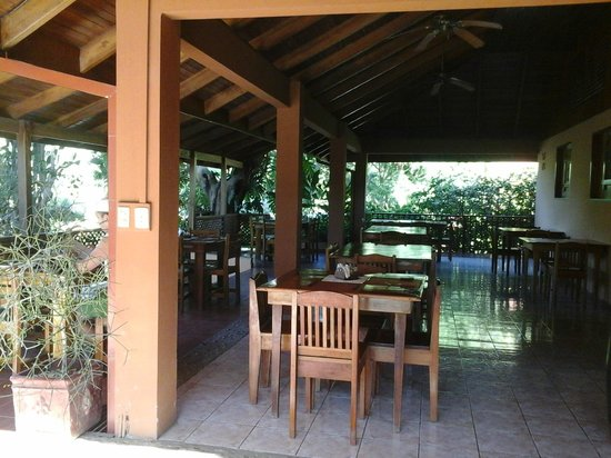 Hotel Ritmo Tropical: Dining Hall