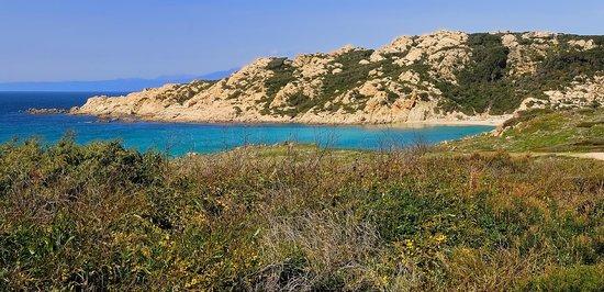 La Chicca Di Francesca: Trekking along the coast: Monti Russu Beach from south