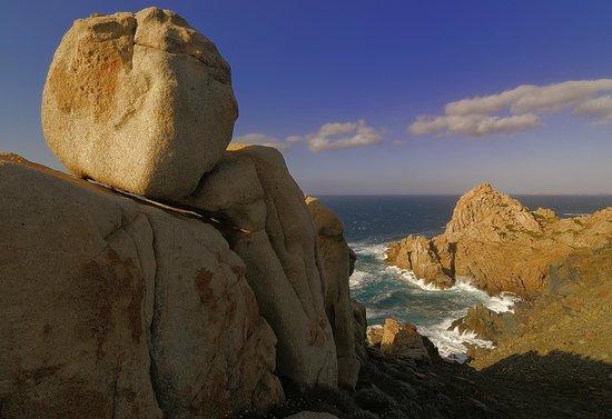 La Chicca Di Francesca: Trekking along the coast: Suspended rock and Punta Falcone