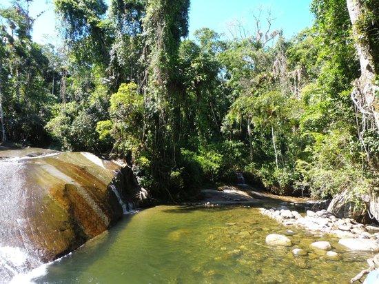 Toboga Falls: Cachoeira Tobogã