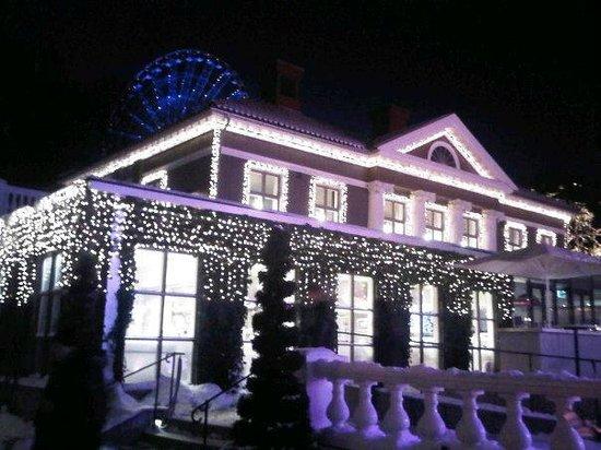 Lisebergs Nojespark: addobbi natalizi