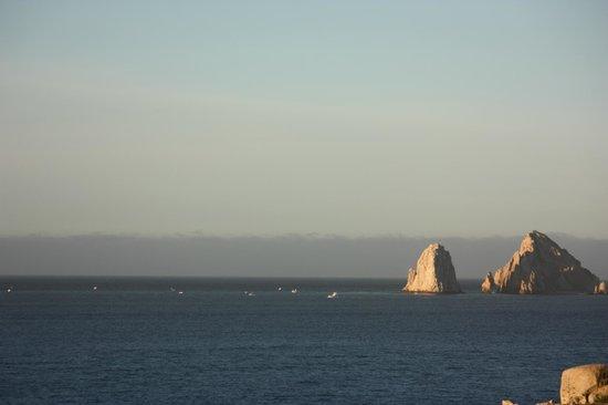 Welk Resorts Sirena Del Mar: El Arco from our patio