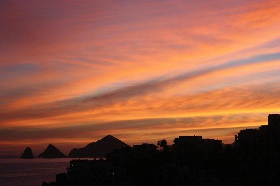Welk Resorts Sirena Del Mar: Sunset view