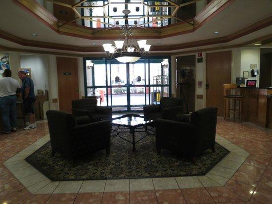 Sonesta ES Suites Orlando - International Drive : Lobby do hotel