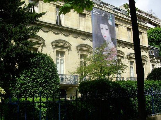 Museo Marmottan Monet: Здание музея
