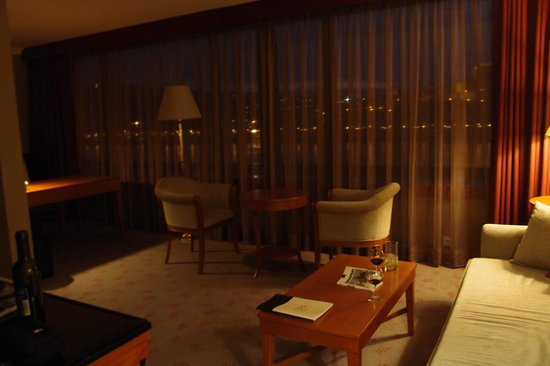 InterContinental Budapest: Suite view