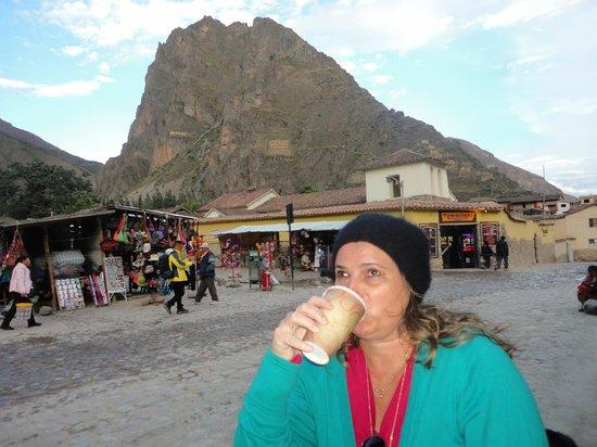 ChocoMuseo Ollantaytambo: para aquecer o friozinho do final de tarde