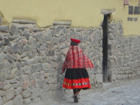 ChocoMuseo Ollantaytambo: locais em Ollanta