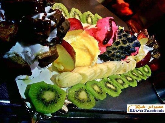 Yamal Acham : salade de fruite
