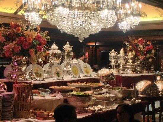 The Manor Restaurant Stunnning