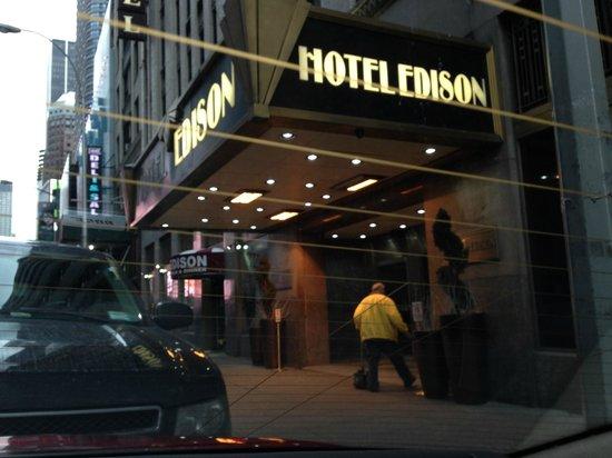 Hotel Edison Times Square : The Edison
