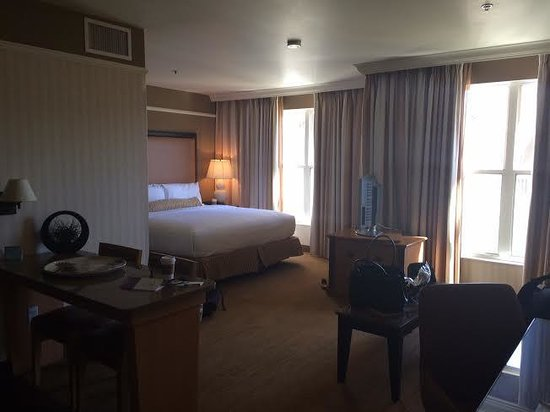 Gainey Suites Hotel: Courtyard View Room