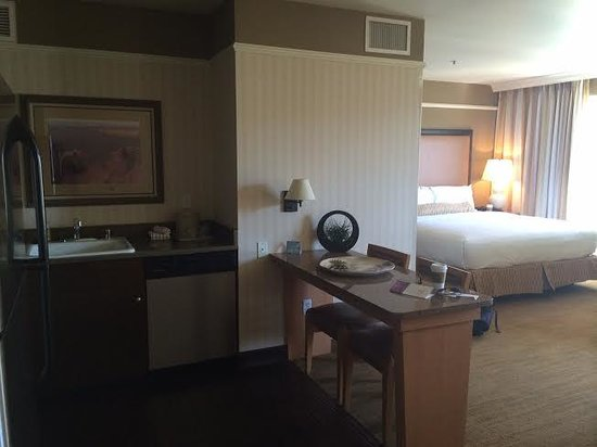 Gainey Suites Hotel : Courtyard View Room