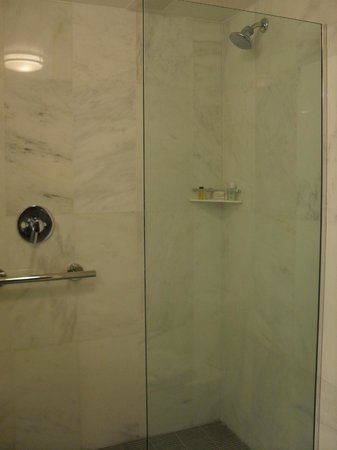 Hotel Edison Times Square : Shower