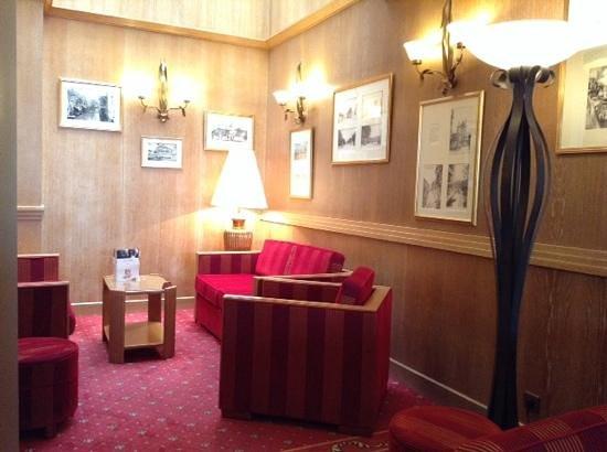 Mercure Paris Place d'Italie: Lobby