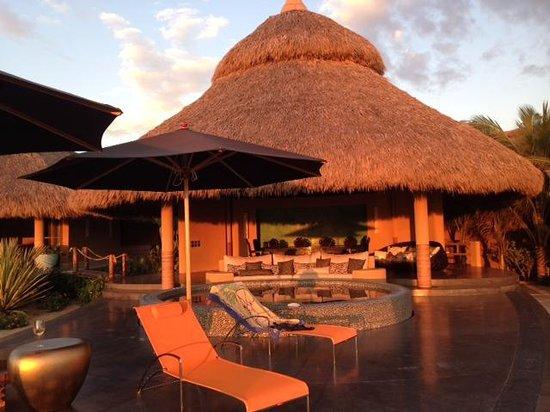 Amalys Luxury Resort: VUE OF THE CLUB