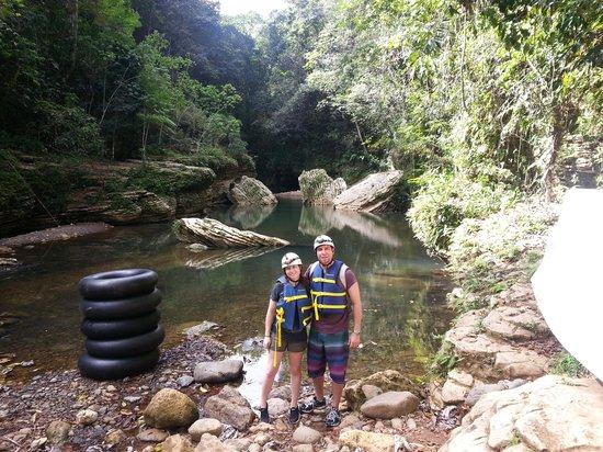 Tanama River Adventures: tubing