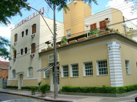Hotel Casablanca : Fachada