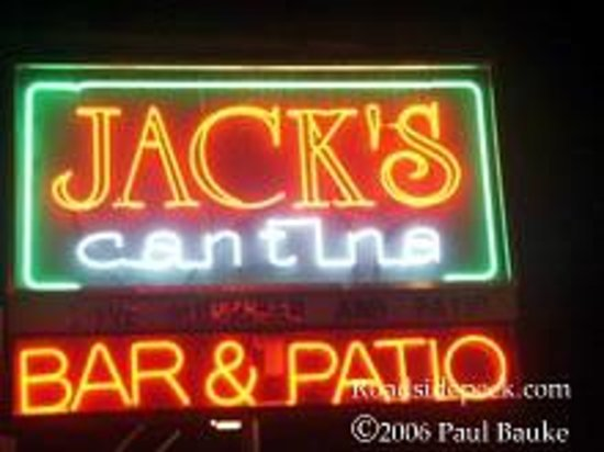 Jacks Patio Bar And Grill: CENTER STREET