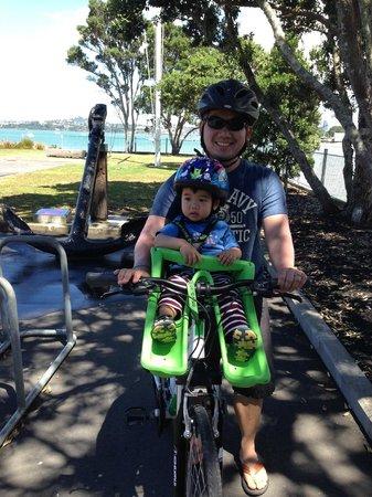 Cycle Auckland: Ready Set Go