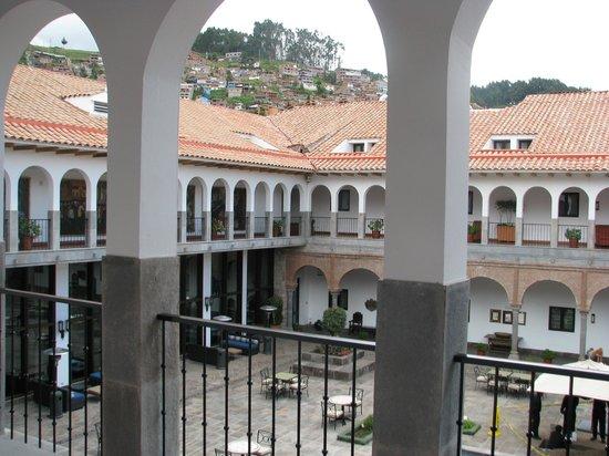 JW Marriott El Convento Cusco: Vista patio interior