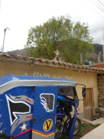 Plazoleta Aracama: dê uma volta cde tuc tuc a 3 soles