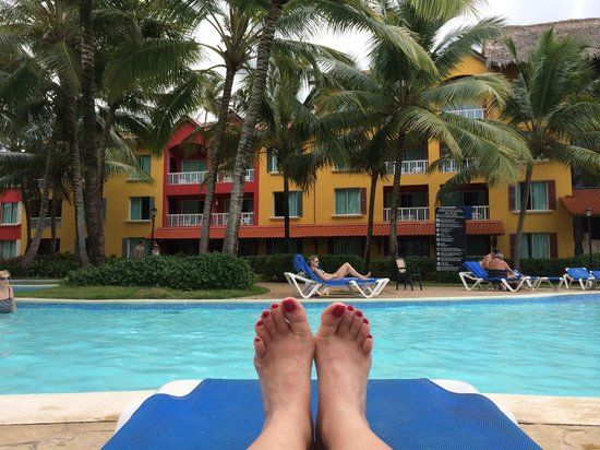 Tropical Princess Beach Resort & Spa : une des piscines le pied !