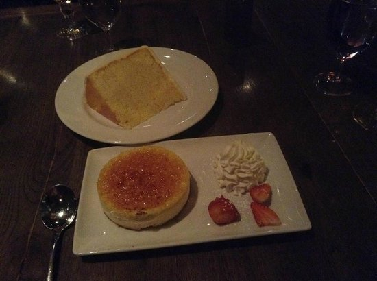 Del Frisco's Double Eagle Steak House : Amazing Dessert :) yum