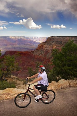 Bright Angel Bike Rentals and Tours : All ages and fitness levels will enjoy this ride!