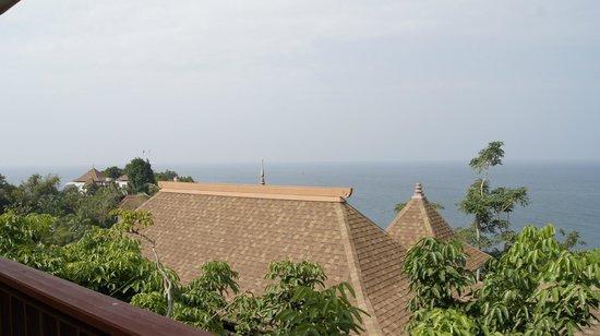Crown Lanta Resort & Spa: Widok