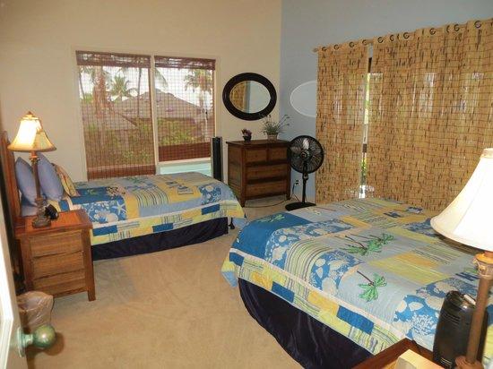 Kanaloa at Kona: 2nd Bedroom