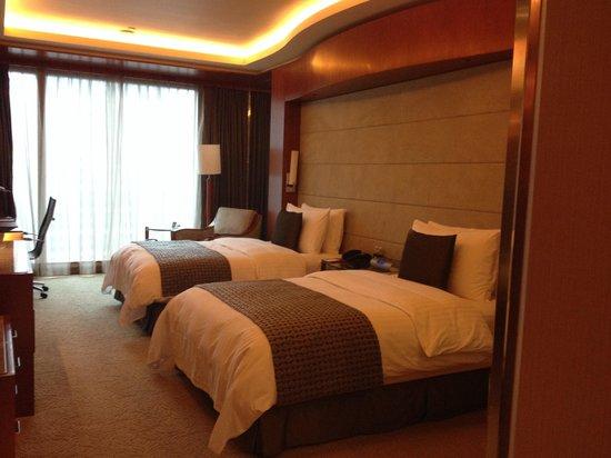 Grand Kempinski Hotel Shanghai: ツインルーム