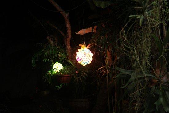 Baan Nattawadee : Vue de la salle à manger
