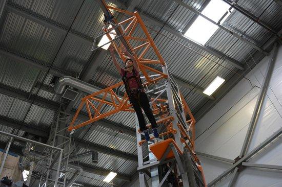 Sender One Climbing : Challenge Jump 2