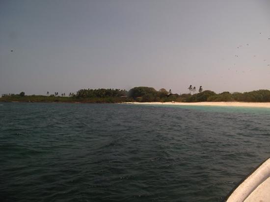 la bahia de isla iguana