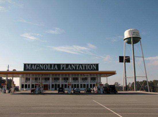 Lenox, GA: Magnolia Plantation