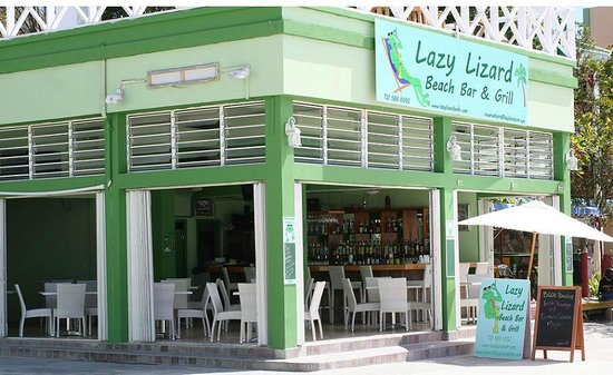 Lazy Lizard Beach Bar & Grill