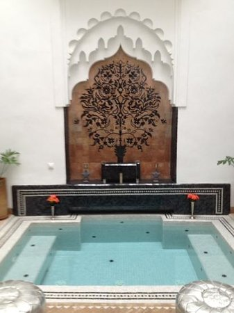 Riad Star : Dipping pool